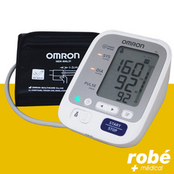 Robe-materiel-medical.com propose le tensiomètre Omron
