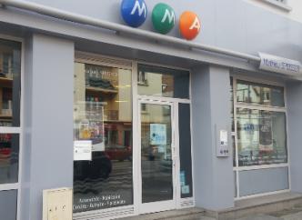 Assurance auto à Strasbourg avec MMA