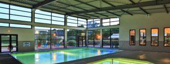 château de Galinée : un camping en Bretagne avec piscine couverte !