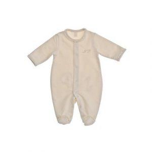 Un petit pyjama en coton bio est tout à fait idéal pour les petits pics de chaleur sans grosse canicule